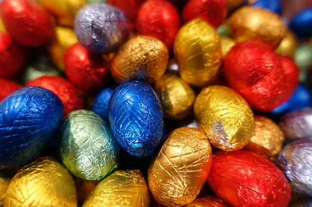 ביצי שוקולד