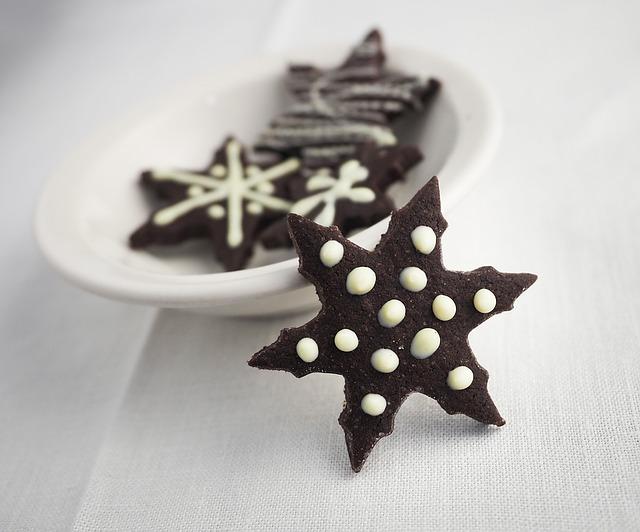 שוקולד כוכב