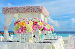 חתונה על המים