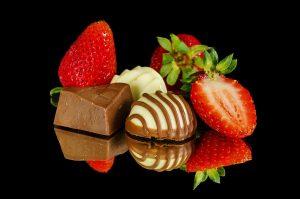 תותים ושוקולד