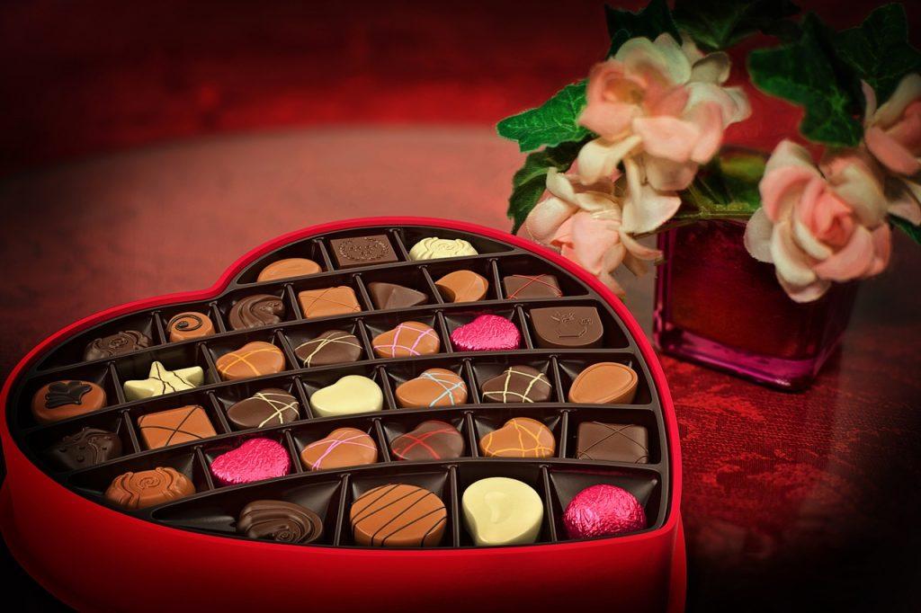 קופסת שוקולד