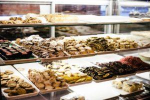 מבחר של עוגיות