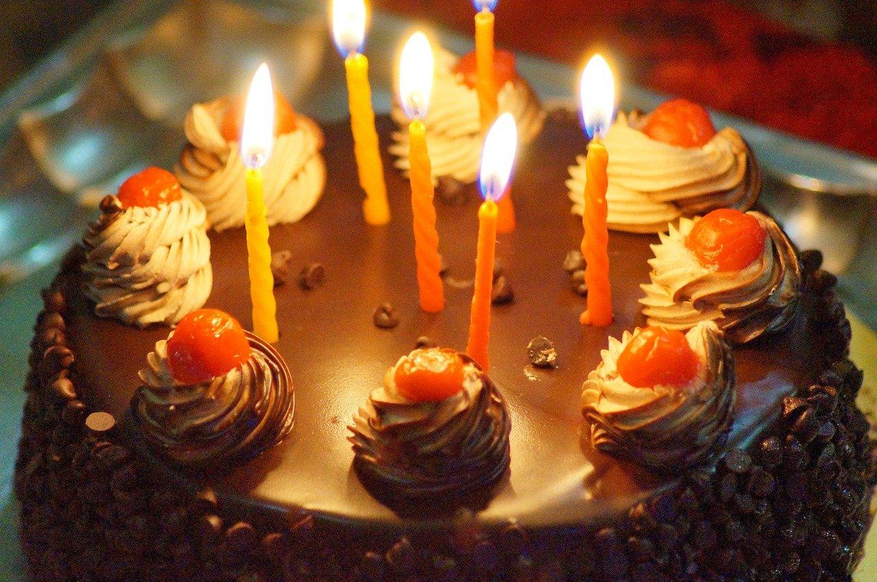 עוגת יום הולדת הפתעה